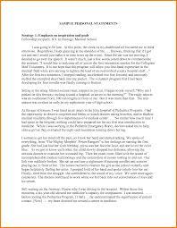 8 Mba Personal Statement Sle Essays Statement 2017 News To Go 3