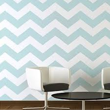 Chevron Pattern Wall