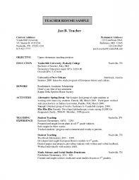 Cover Letter Resume Format For Computer Teachers Freshers Pdf Sample