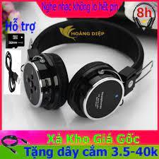 Tai nghe Bluetooth Chụp Tai B05-Tai nghe dùng cho điện thoại  xiaomi,samsung,oppo,nokia,sony,iphone-tai nghe giá rẻ 209.000₫