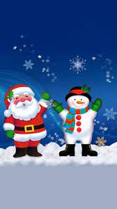 Christmas Santa Wallpaper - 1080x1920 ...