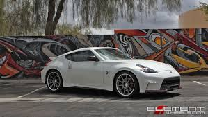 nissan 370z nismo custom. Fine Nismo 20 In Staggered Concept One CS100 Concave Matte Gunmetal Chrome  Stainless Steel Lip And Nissan 370z Nismo Custom L