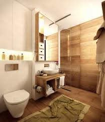 Amazing 80+ Wood Flooring In Bathroom Design Inspiration Of A ...