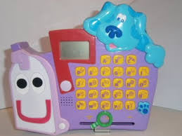 mailbox blues clues toy. Brilliant Toy USED BLUEu0027S CLUES Blues Toy Mailbox Talking Learning Game Letters Mattel  2000 And Clues M
