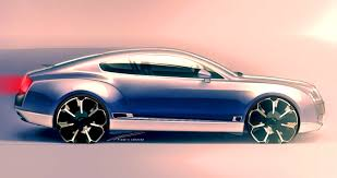 BENTLEY Continental GT Héritage Concept 2010