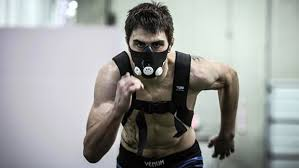 breathing mask for gym