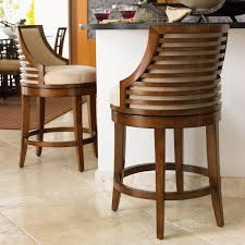 Tommy Bahama by Lexington Home Brands Ocean Club Cabana Swivel Counter Stool  - Modern in design and upscale in appeal, the Tommy Bahama Home Ocean Club  ...