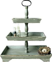 rustic 3 tier stand rustic 3 tier stand 3 tiered wooden stand 3 tiered stand 3