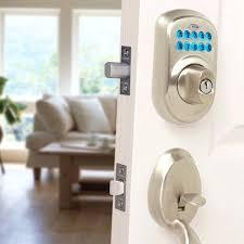 install front doorUpgrade Front Door Locks With Keyless Door Locks Cost To Install