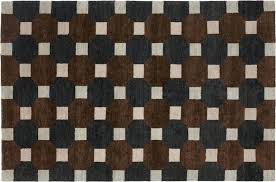 cobble brown hand knotted rug 5x8 outdoor patio rugs