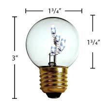 g16 5 bulb led led medium base bulb g16 5 bulb led candelabra base