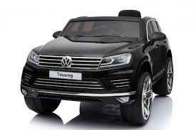 <b>Детский электромобиль VW</b> Touareg 12V 2.4G - Black - F666-BLACK
