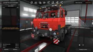 TATRA 815 1.31 | ETS2 mods | Euro truck simulator 2 mods - ETS2MODS.LT