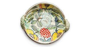 <b>Underglaze</b> Recipe for <b>Colorful Pottery</b> Decoration