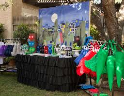 Pj Mask Party Decorations PJ Masks Birthday PJ Masks Birthday Party Catch My Party 31