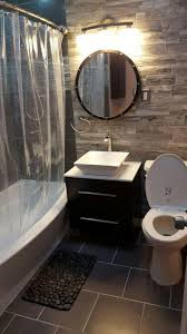 Image of: Interesting decor of small Bathroom Makeover Ideas