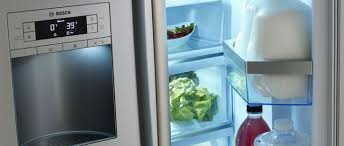 even high end fridges can be broken down into a spectrum of quality the bosch b26ft70sns is a stainless steel french door fridge that falls somewhere in