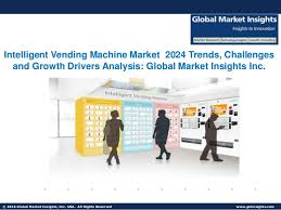 Vending Machine Website Adorable Premium Insight Intelligent Vending Machine Market 4848