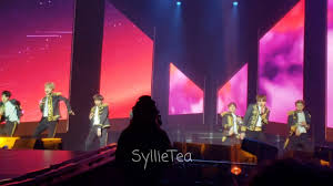 fancam i m fine bts love yourself tour in chicago 2018 day 1