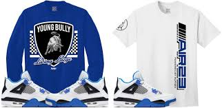jordan motorsport 4. original rufnek sneaker shirts to match the air jordan 4 \u201cmotorsport\u201d motorsport e