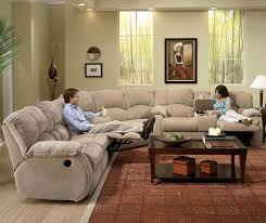 Overstuffed Living Room Furniture Continental Sectional By Southern Motion Almost There Want The