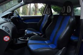 picture of ford focus rs mk1 protective seat cover