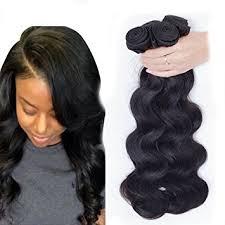 Dream Catcher Hair Extensions Cost Amazon Dream Show Brazilian Human Hair Body Wave 100% Hair 100