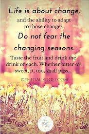 Seasons Of Life Quotes Extraordinary Seasons Of Life Quotes QUOTES OF THE DAY