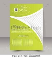 Editable Flyer Template Flyer Template Business Brochure Editable A4 Poster For Design Education Presentation Website Magazine Cover Green Color