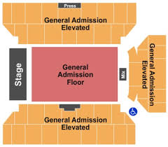 Floyd L Maines Arena Seating Chart Floyd L Maines Veterans Memorial Arena Tickets Floyd L