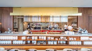 Estuary Restaurant Opens in CityCenterDC With a Theatrical Open ...