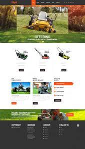 Landscape Design Responsive Wordpress Theme 47859