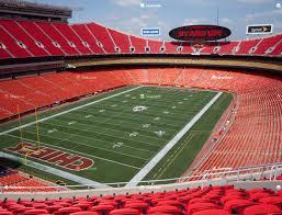 Chiefs Arrowhead Stadium Seating Chart Arrowhead Stadium Section 309 Seat Views Seatgeek