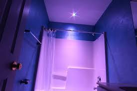 led recessed lighting for shower modern waterproof