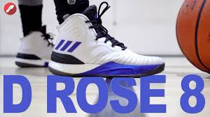 adidas d rose 8. adidas d rose 8 performance review! amazing performer?!