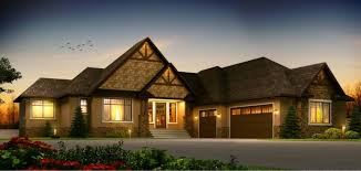 custom acreage home builders calgary cornerstone homes custom bungalow house plans
