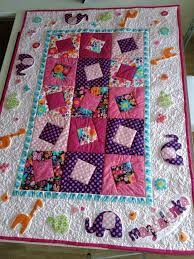 1423 best Baby Quilts images on Pinterest | Blankets, For kids and ... & Bad link. Cute idea to put the appliqued animals on the border. Fotky | · Children's  QuiltsPatchwork ... Adamdwight.com