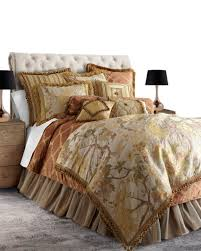 simple sweet dream bedding fanciful pheasant striped european sham with accent onion trim and furniture company