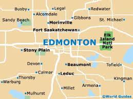 edmonton travel guide and tourist information edmonton, alberta Maps Edmonton small edmonton map maps edmonton alberta canada