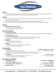 Resume Letterhead Examples Resume And Cover Letter Resume And