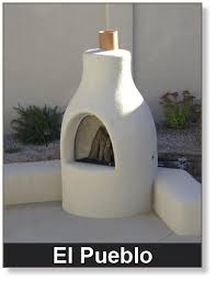 el pueblo outdoor kiva fireplace kit