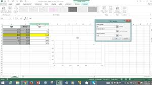 Supply And Demand Chart In Excel How To Plot Demand Curve And Supply Curve To Find Equilibrium Price And Quantity Graphically