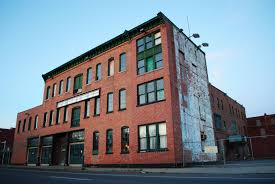 The Planing Mill A TM Montante Development Project - Warehouse loft apartment exterior