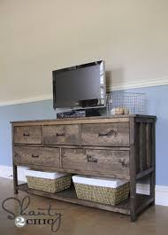dresser tv stand best 25 ideas on to 5 amazing turned tv for bedroom plan 7
