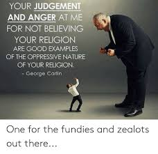 Good Judgement Examples Your Judgement And Anger At Me For Not Believing Your