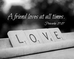 Christian Quotes For A Friend Best of Friendship Quote Proverbs 24 Scripture Art Scrabble Love Print