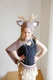 reindeer pattern diy costume mask sewing creative play woodland animals ideas kids baby children purim holiday easter gift