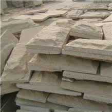 Decorative Tiles To Hang Mushroom Shandong Rust Granite Wall Clading Tiles G100 Dry Hang 72