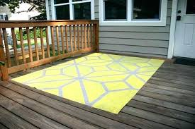 deck painting ideas painted deck painted outdoor rug on wood deck painted concrete pool deck ideas