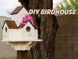 Diy Birdhouse Diy Bird House Youtube